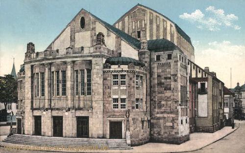 Osnabrück, Stadt-Theater