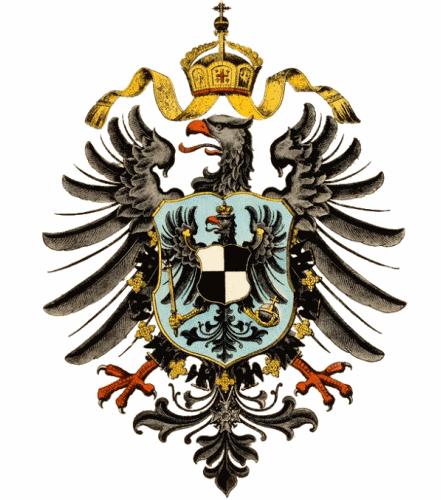 Reichsadler Wappen