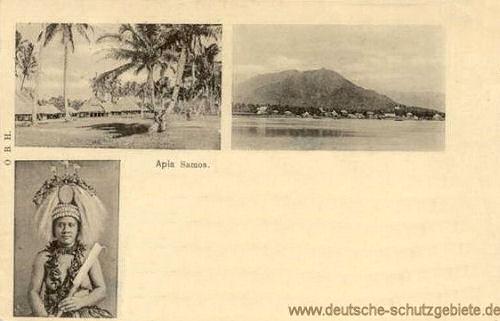 Samoa, Apia