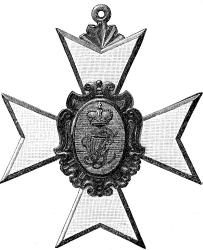 Schwarzburg-Rudolstadt, Ehrenkreuz I. Klasse