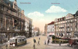 Gelsenkirchen, Bahnhofstraße