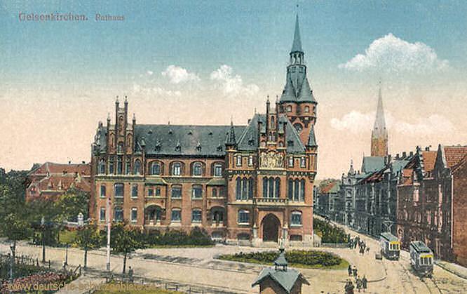 Gelsenkirchen, Rathaus