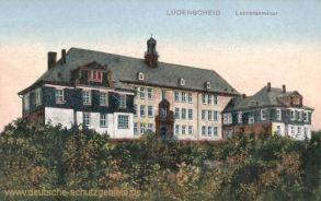 Lüdenscheid, Lehrerseminar