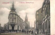 Lüdenscheid, Lessing- und Bahnhof-Straße