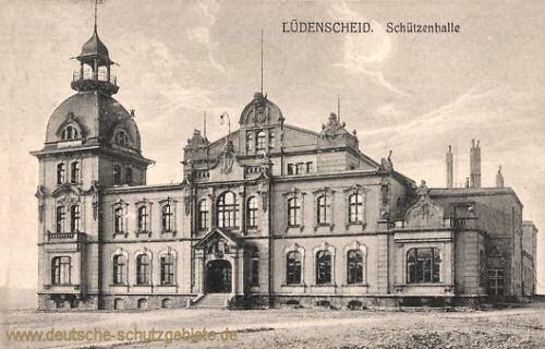 Lüdenscheid, Schützenhalle