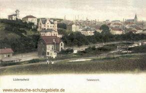 Lüdenscheid, Totalansicht