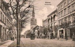 Memel, Marktstraße