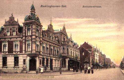 Recklinghausen, Bochumerstraße