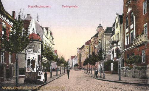 Recklinghausen, Hedwigstraße
