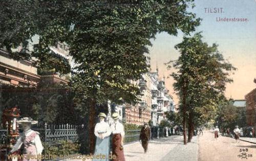 Tilsit, Lindenstraße