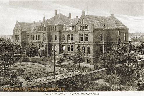 Wattenscheid, Evangelisches Krankenhaus