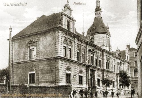 Wattenscheid, Rathaus