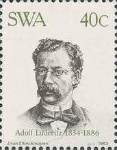 Adolf Lüderitz, SWA 1983