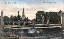 Bocholt, Neue Brücke, Westend