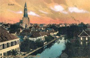 Bocholt, Stadtansicht