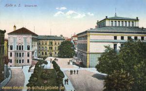 Halle a. S., Universität