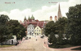 Münster i. W., Am Mauritztor