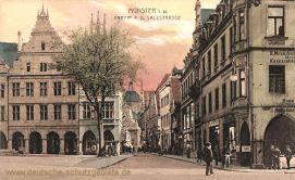 Münster i. W., Partie auf der Salzstraße