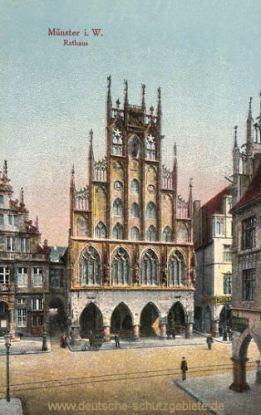 Münster i. W., Rathaus