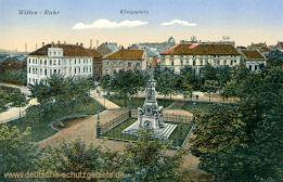Witten, Königsplatz