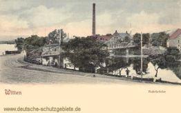 Witten, Ruhrbrücke