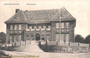 Sonderburg, Reichsbank