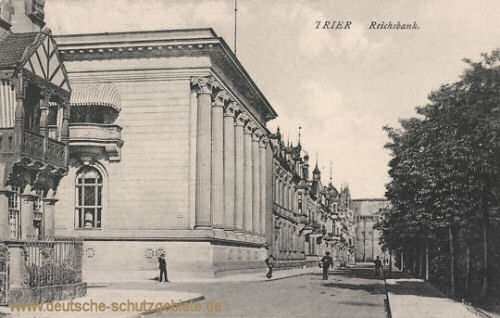 Trier, Reichsbank
