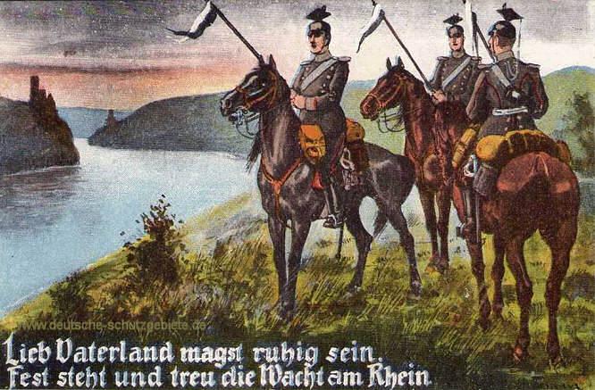 Die Wacht am Rhein