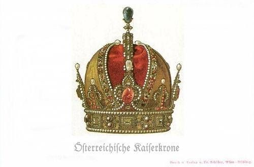 Österreichische Kaiserkrone
