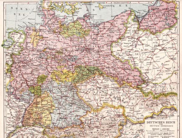Historische Alte Landkarten Deutsche Schutzgebiete De