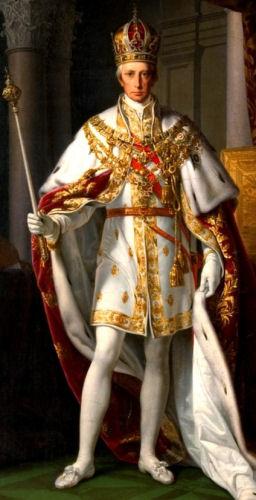 Franz I. - erster Kaiser von Österreich