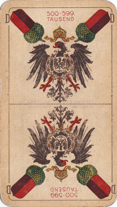 Eichel Daus (Wappen des Deutschen Reiches)