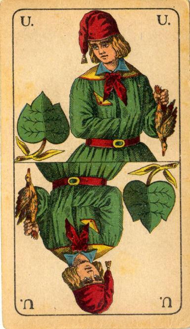 Grün Unter