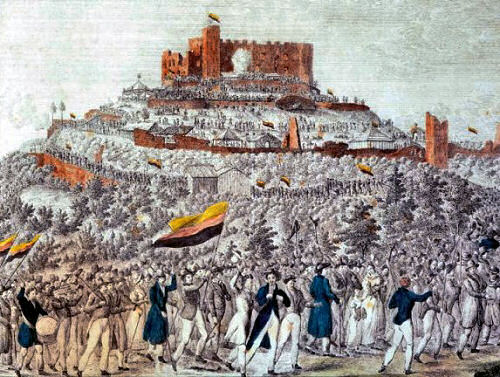 Hambacher Fest 1832