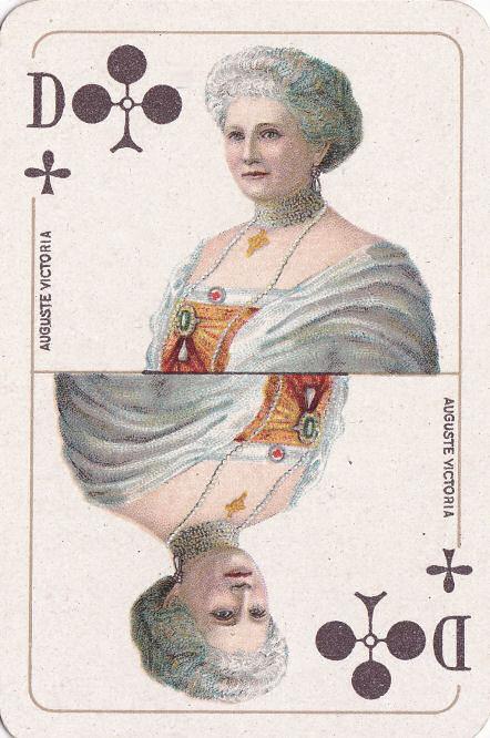 Kreuz Dame (Kaiserin Auguste Victoria)