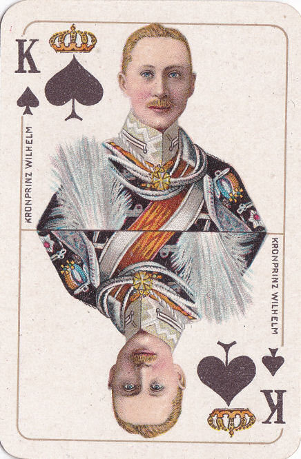 Pik König (Kronprinz Wilhelm)