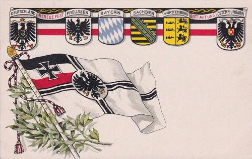 Reichskriegsflagge (Kaiserreich 1871 - 1918)