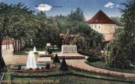 Weimar, Karlsplatz