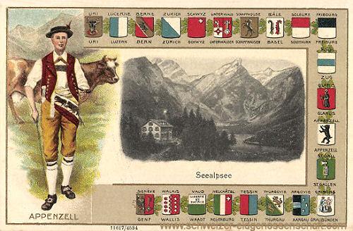 Appenzell, Seealpsee