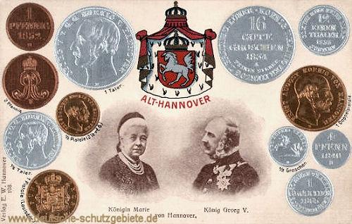 Königreich Hannover Münzen