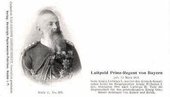 Luitpold Prinz-Regent von Bayern