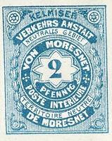 Moresnet 2 Pfennig
