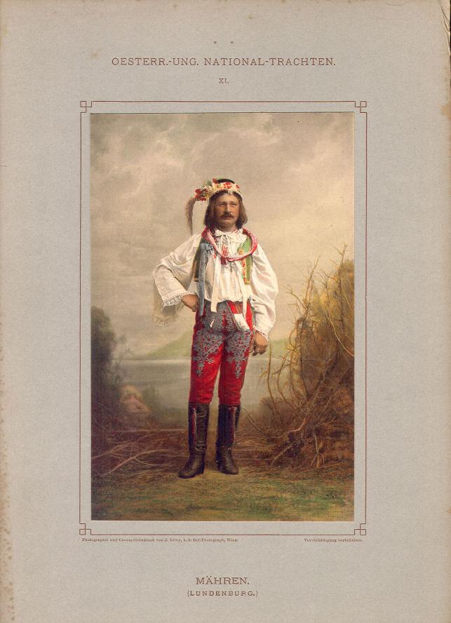 Trachten Mähren (Lundenburg)