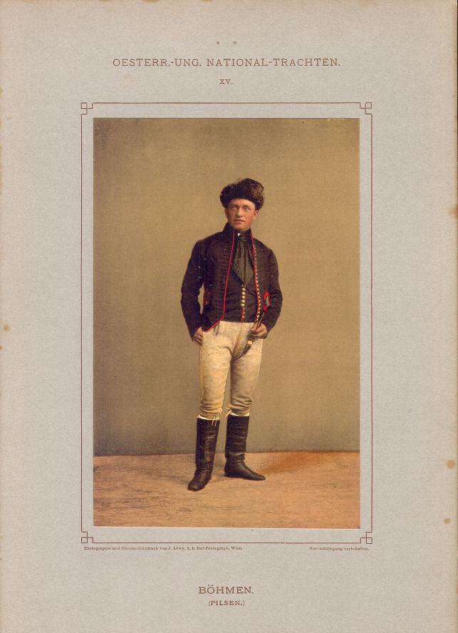Trachten Böhmen (Pilsen)