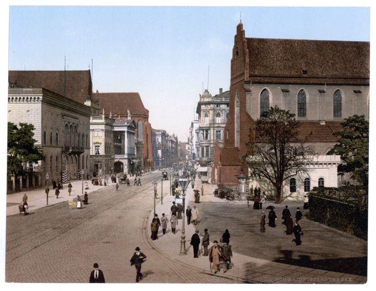 Breslau Schweidnitzerstrasse