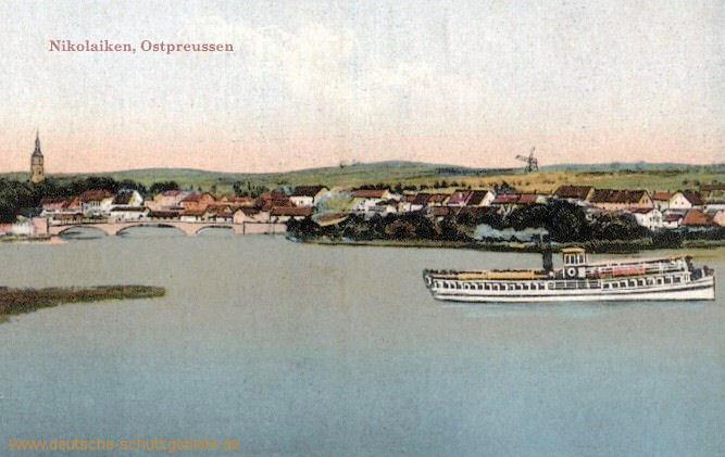 Nikolaiken, Ostpreußen - Masuren