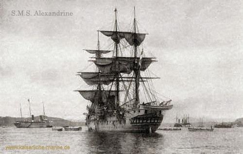 S.M.S. Alexandrine