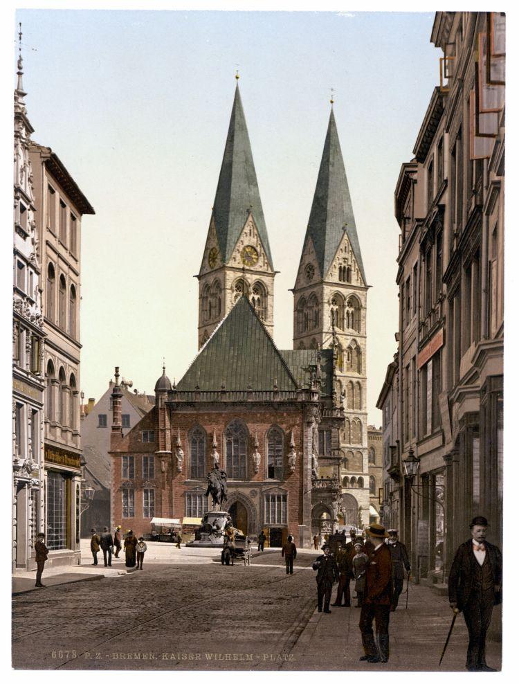 Bremen Kaiser Wilhelm-Platz