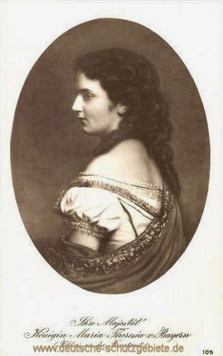 Königin Maria Therese von Bayern, 1868
