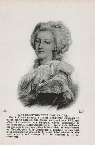 Marie-Antoinette von Österreich